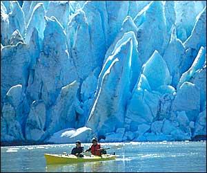 7 Day Kenai Fjords Sea Kayaking Package Departing From