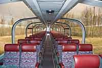 Alaska Railroad First Class Dome Car Goldstar Train