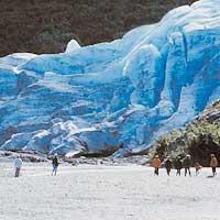 Exit Glacier Retreating Exit Glacier History